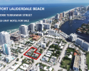 Fort Lauderdale Beach 63 Unit Hotel For Sale